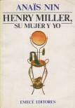 Henry Miller su mujer y yo