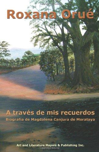 Biografía de Magdalena Canjura de Morataya.