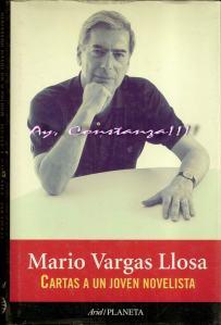 Vargas Llosa, Mario - Cartas a un Joven Novelista [Portada]